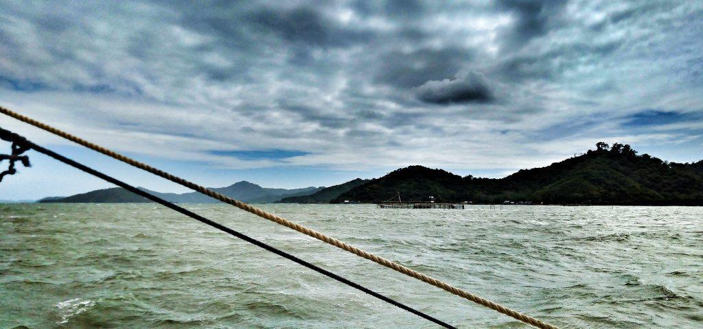 Paly Bay in Taytay, Palawan.